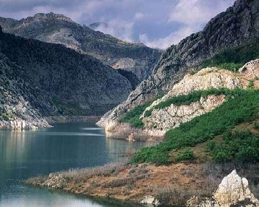 La reserva hidráulica del Cantábrico se encuentra al 85,9% de su capacidad