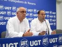 Juan Goyen espera que el congreso de UGT apruebe una nueva ejecutiva