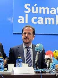 Iturgaiz (PP) acusa a Mas de promover un