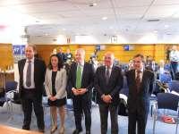 FER y Gobierno abogan por la participación empresarial en programa de financiación europeos de I+D+I