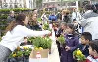 Santander celebra el viernes el Día Forestal con una plantación de árboles y flores