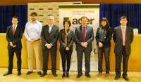 Ureña destaca que el sector del cuero y calzado ha aglutinado 505 proyectos aprobados por la ADER entre 2008 y 2013