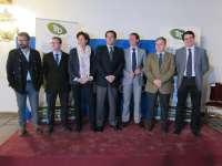 Diputación y Ayuntamiento saludan el nacimiento de TSD, empresa dedicada a la conservación de la dehesa