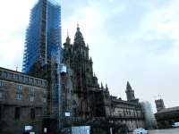 La Catedral busca financiación para restaurar el cimborrio y está