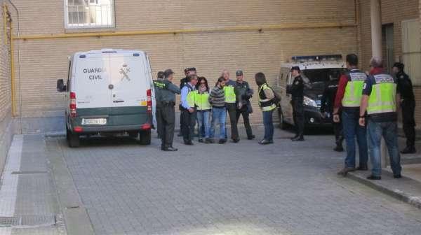 En poder de la Policía Nacional el informe del test de la verdad practicado a Carcaño en Zaragoza