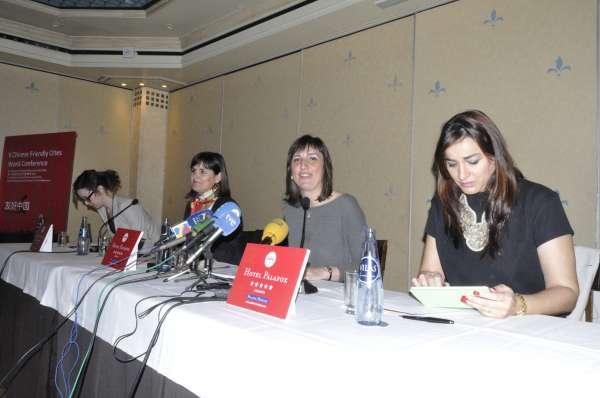 La ciudad acogerá la II Chinese Friendly Cities World Conference, que promueve el turismo chino