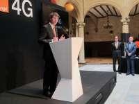 Salamanca se suma a la veintena de ciudades con 4G de la compañía Orange