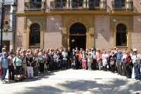 El municipio de San Fulgencio (Alicante) se interesa por el patrimonio inglés de Águilas (Murcia)
