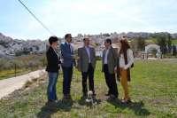 La Junta creará este año un helipuerto en Alozaina para la mejora de la atención sanitaria en la provincia