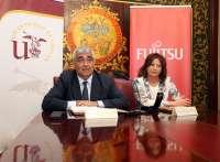 La US y Fujitsu firman un convenio para el fomento de proyectos de I+D+i