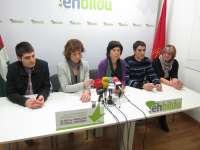 EH Bildu dice que UPN ha