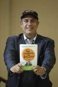 Federico Moccia elige Vejer de la Frontera como escenario de su próxima novela, que incluirá también a Hondarribia