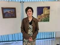 La sala 'Espacio de Mujeres' acoge 44 lienzos de María Ángeles Felices en 'Renovada inspiración'