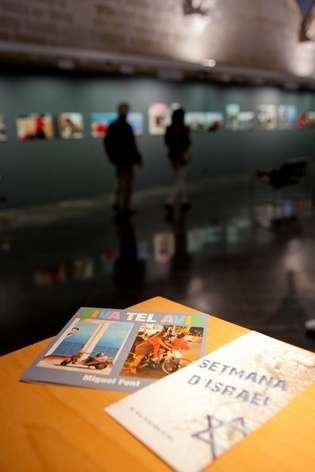 La exposición fotográfica 'Viva Tel Aviv' abre la semana de Israel de la Diputación de Lleida