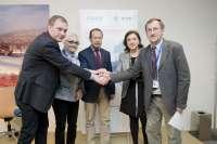 El Gobierno alemán y el Parque de las Ciencias se unen para liderar la cultura de la prevención europea