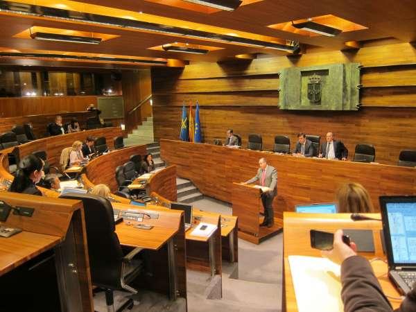 El parlamento rechaza la enmienda de totalidad del PP a la Ley de Función Pública