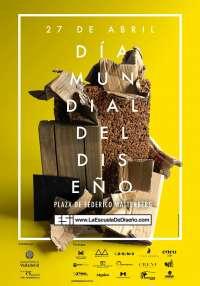 Valladolid celebra este domingo y por primera vez el Día Mundial del Diseño