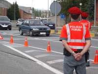 Las policías de Navarra inician este lunes una campaña especial centrada en la seguridad de los peatones