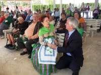 Las Fiestas de Primavera llegan a las residencias de mayores de El Palmar