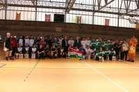 Del Río y Nieto participan en la entrega de trofeos del XII Torneo Nacional de Fútbol Sala 'Puerta Abierta'