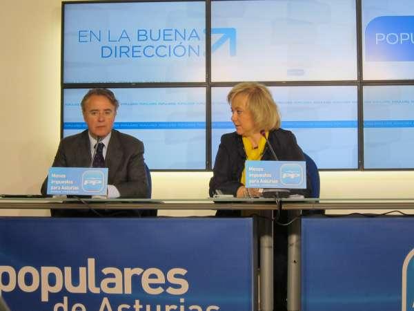 Garriga (PP) apuesta por el sector forestal asturiano