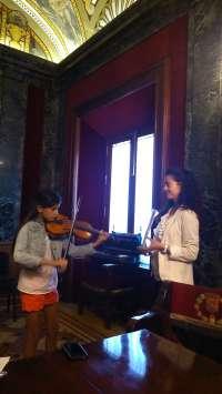 Unos mil alumnos de 25 centros preparan un concierto conjunto en defensa de la educación musical