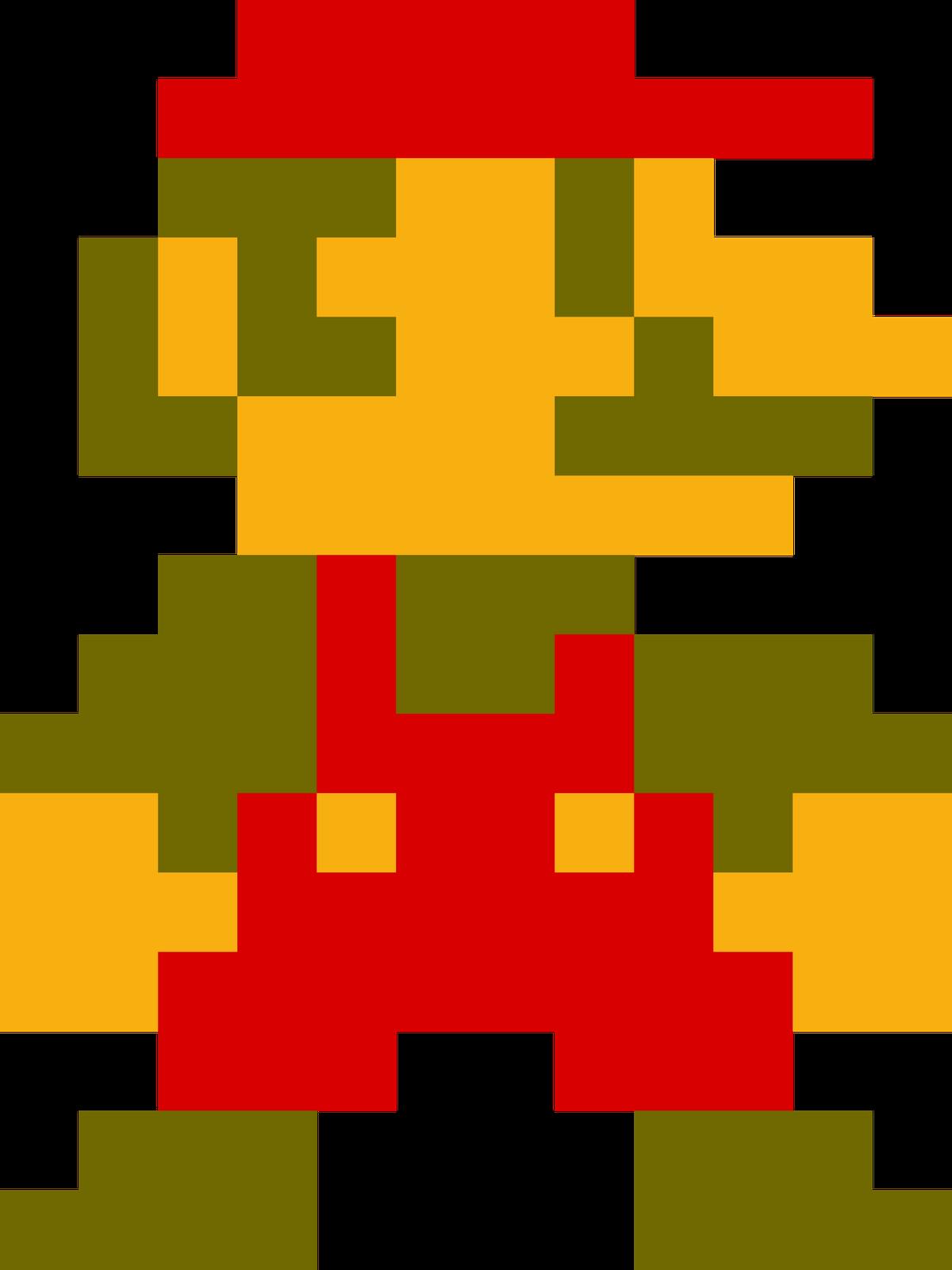 Super Mario.