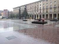 La Dirección General de Interior activa la alerta naranja por vientos en el Pirineo y amarilla por lluvias y tormentas