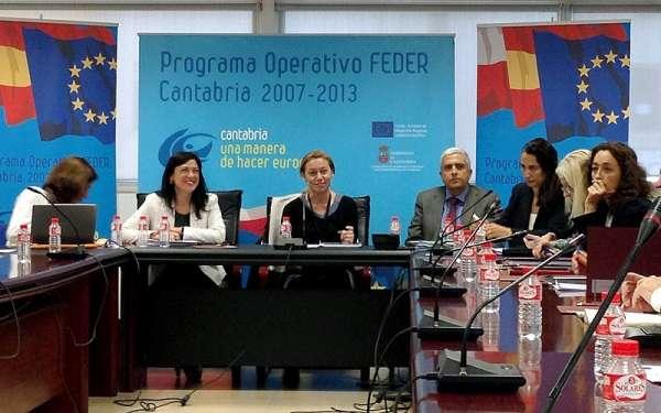 Mazas dice que el Gobierno gestionará los fondos FEDER para favorecer el crecimiento en iniciativas empresariales