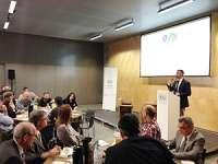 64 empresas e instituciones participan en Girona en el cuarto Marketplace ambiental catalán