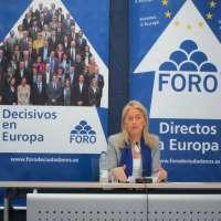 Coto (Foro) destaca que los programas europeos del PP y del PSOE