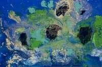 Alejandro Tosco expone en TEA 'Al azul del Atlántico, una reivindicación de la sensibilidad del medio marino