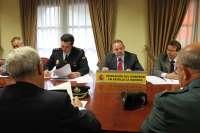 Jesús Labrador preside la constitución de la Comisión de Seguridad Privada, que coordinará las actividades del sector