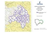 Este miércoles entra en vigor la declaración de zona de emergencia cinegética temporal de la comarca de Molina de Aragón