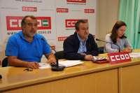 Más de dos profesionales del Servicio Andaluz de Salud sufren una agresión al día, según un estudio de CCOO