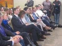 (AM) Báñez garantiza en un acto con jóvenes del PP que
