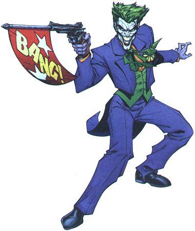 El Joker.