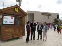 El Punto de Información Turística de Dinópolis abre de nuevo sus puertas al público