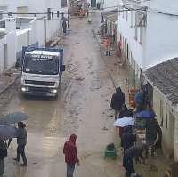 La provincia de Málaga recibe casi siete millones para paliar los daños provocados por las inundaciones en 2012