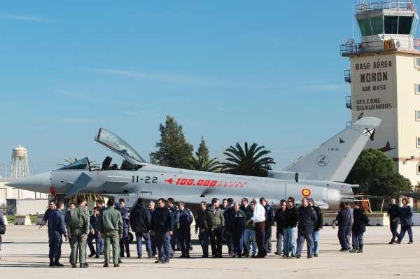 Al menos 93 militares fallecidos en accidentes aéreos ocurridos en España desde 1980