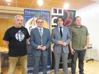 Los festivales Poborina Folk y Gaire organizarán cincuenta espectáculos de música y teatro en El Pobo y Pancrudo