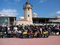 Aplazan la protesta contra las prospecciones en Columbretes por el estado de la mar