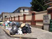 Los trabajadores de Urbaser denunciarán ante la Fiscalía al Ayuntamiento de Lugo por contratar a Tragsa