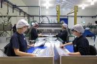 Cae un 0,5% la facturación de la industria en abril, con un -0,2% en la entrada de pedidos