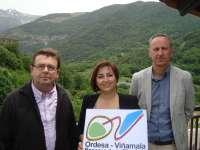 La Reserva de la Biosfera Ordesa-Viñamala cuenta con un nuevo logotipo