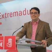 El PSOE extremeño considera que las sustituciones de los profesionales del SES