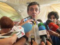 Madina dice que en el PSOE no sobra nadie y contará con Pedro Sánchez si el quiere