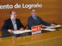 El PSOE critica que la plataforma 'Smart Logroño' va a dar