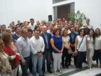 La plataforma de apoyo a Pedro Sánchez se presenta con representación del 95% de la provincia