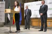 María Ángeles Muñoz destaca que pondrá todo su